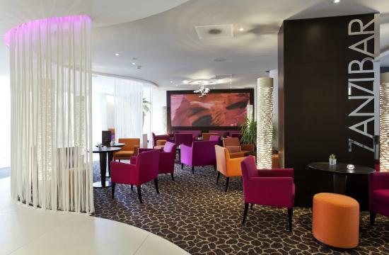 Pullman Montpellier Centre: Le Zanzi'Bar