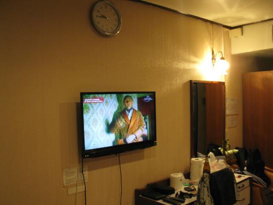 Malaysia Hotel: На ТВ нет русских каналов, но все главные английские в наличии