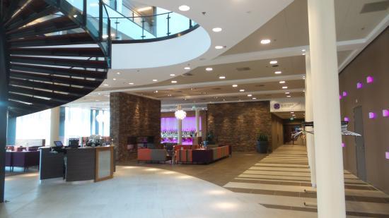 Hotel Lumen: Gezellige plek waar hotelgasten bij elkaar kunnen komen