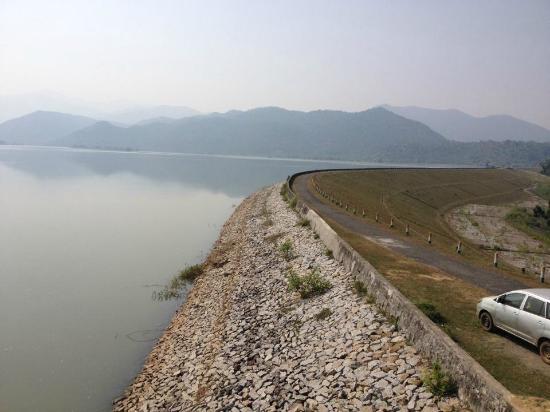 Ganjam, Indien: Godhahad Dam Near Berhampur (Aditya)