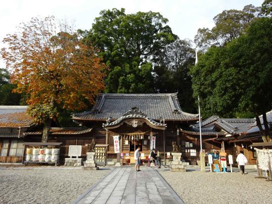 Owase Shrine : 少しがっかりな本殿