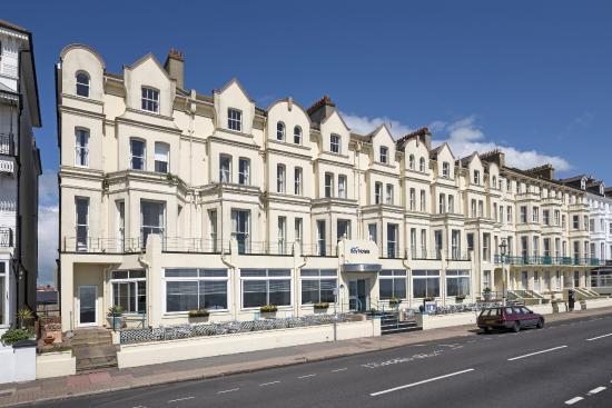 Majestic Hotel Eastbourne Parking
