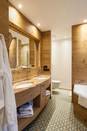 Landhaus Am Stein: Badezimmer