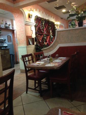 Casa Juan Restaurant : vista interna