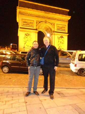 Private Tours Paris: Christian Rouhaud