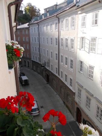 Cityhotel Trumer Stube: View from Room