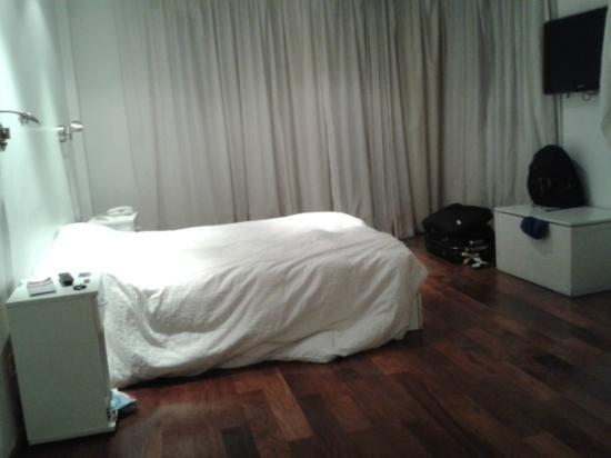 Ostinatto Hostel: Cama