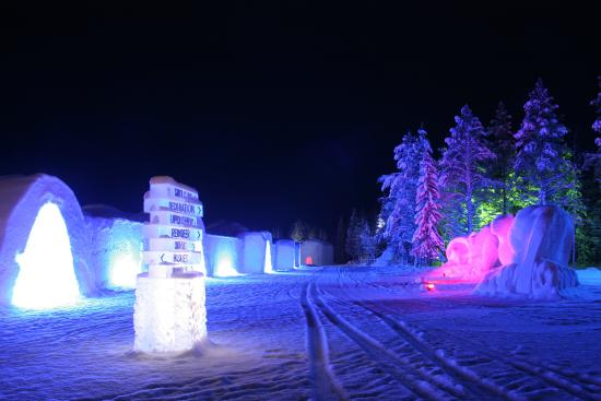 Photo of Lainio Snowvillage Yllasjarvi