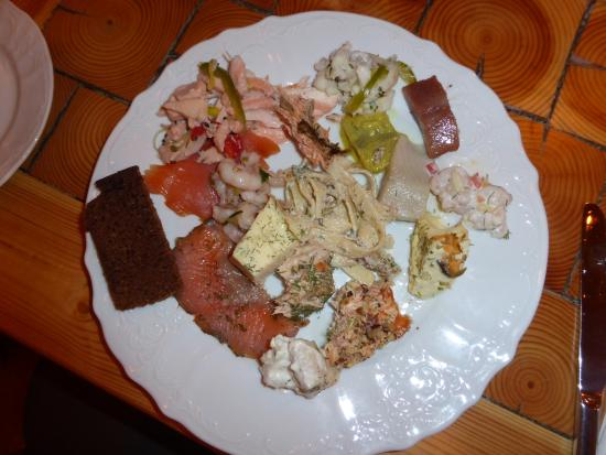 Reykjavik Restaurant Seafood Buffet Lunch