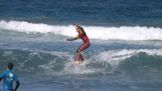 Surf School Lanzarote: ollie (instructor)