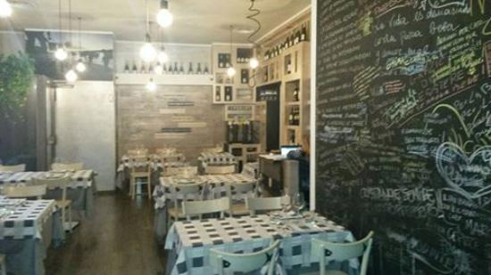 Osteria Da Francesco: lavagna