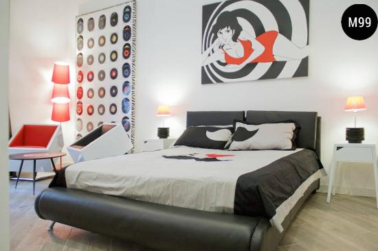 Pleasing Hipster Room Bild Von M99 Design Rooms Neapel Tripadvisor Download Free Architecture Designs Scobabritishbridgeorg