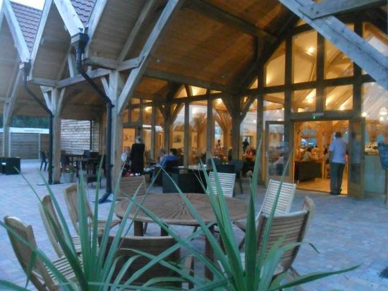 Dents Farm Shop Cafe: Dents Barn Cafe