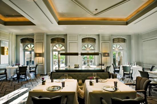 Hotel Restaurant at Villa Magna