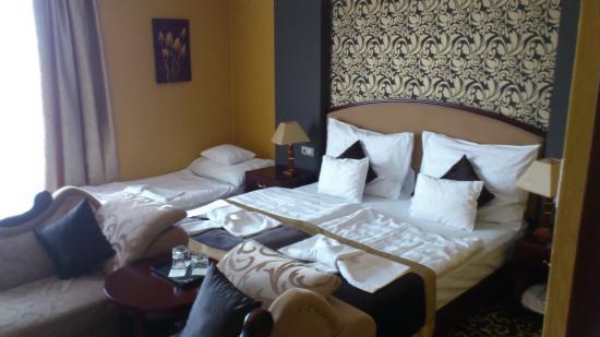 Morahalom, הונגריה: Room