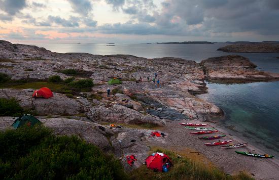 Nautopp Seakayaking Sweden
