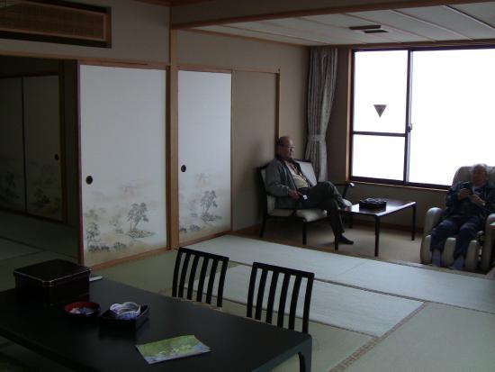 Aokiya: 601号室(特別室)