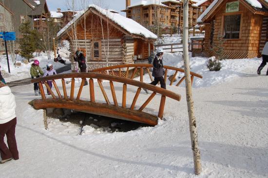 Panorama Mountain: Lusti's ski rentals