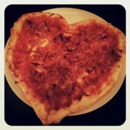Pizzeria L'Antica Napoli: Pizza garibaldi
