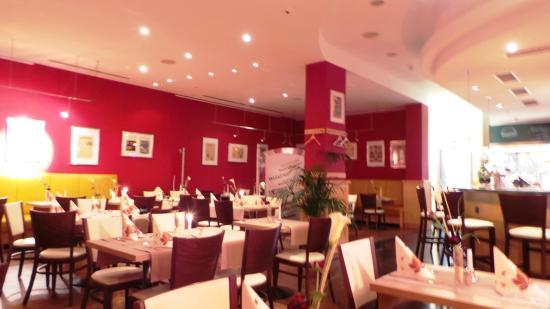 Hotel Ascot-Bristol: gemütliches Restaurant