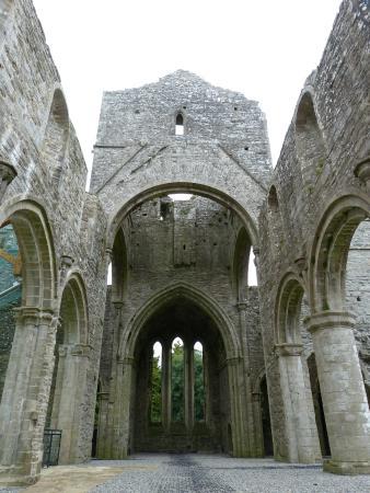 Boyle Abbey : The Chancel