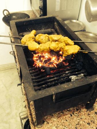 Jaipur Cooking Classes : Chicken