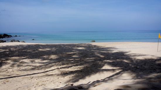 The Surin Phuket: Beach