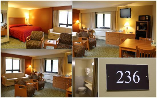 Stone Center Hotel: Stone Hotel