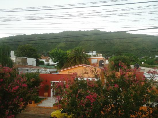 Hotel Altas Cumbres: Vista desde la habitación