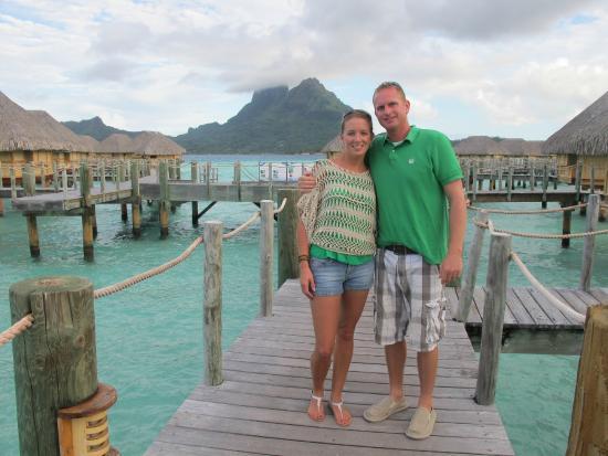 Bora Bora Pearl Beach Resort & Spa : Bungalows