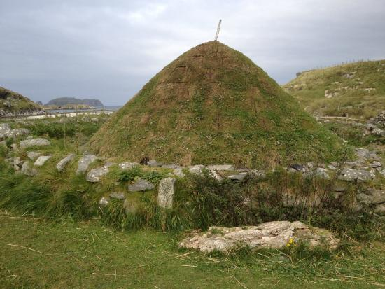 Great Bernera, UK: The Borve Iron Age House