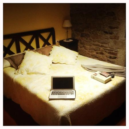 Casa Do Mudo : Comfortable bed