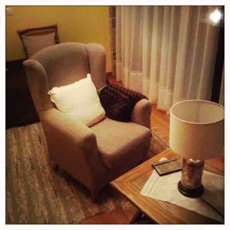 Casa Do Mudo : Extra sitting room