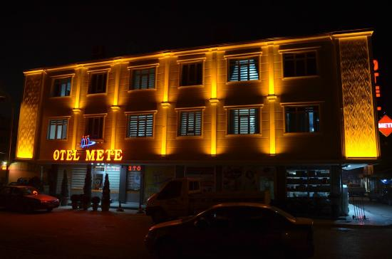 Hotel Mete