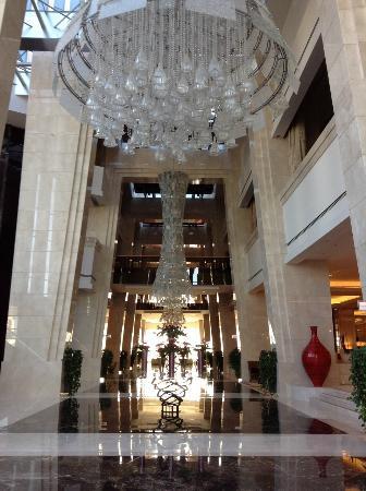 JW Marriott Hotel Ankara : lobby