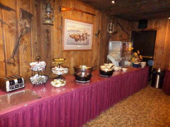 Yellowstone Mine : Cereals and Breads