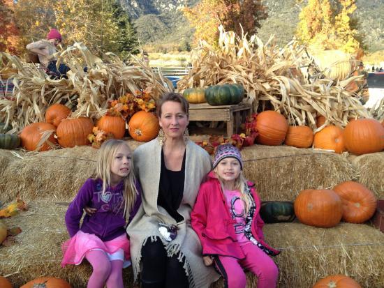Rileys at Los Rios Rancho: Picture time