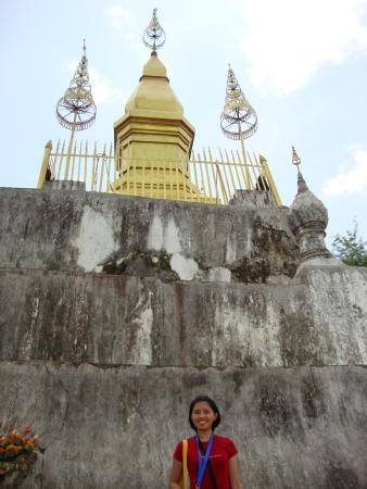 That Chomsi Stupa