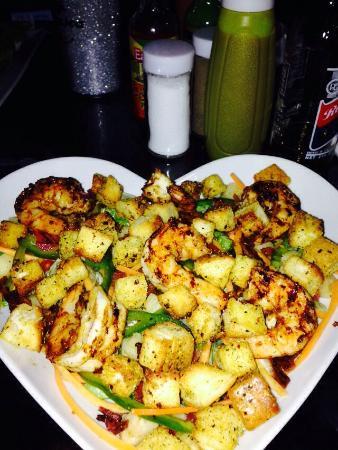 Sunset After Dark Bar & Grill : Mouth watering !!!