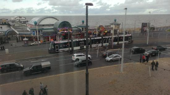 Ibis Styles Blackpool: View from room 216