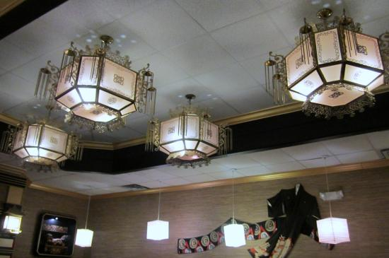 Cape Orient Chinese Restaurant Ceiling Lighting and Wall Decor & Ceiling Lighting and Wall Decor - Picture of Cape Orient Chinese ... azcodes.com