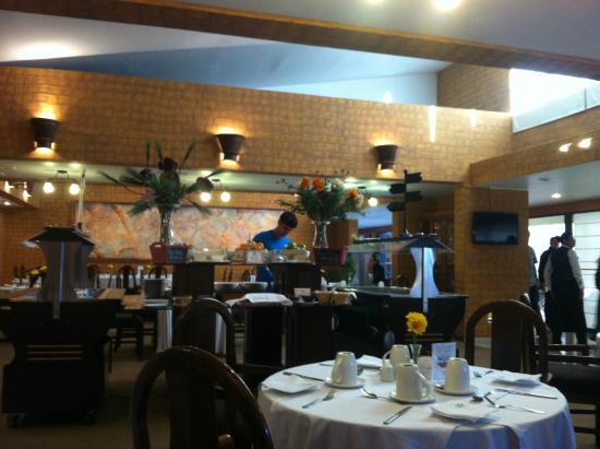 Restaurante Do Park Hotel Calama