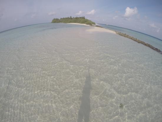 Asdu Sun Island: Our small island