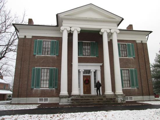 Waveland State Historic Site: What a House !