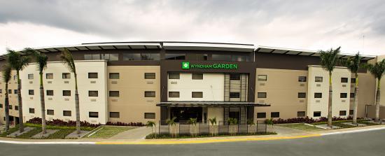 Wyndham Garden San Jose Escazu: Entrance