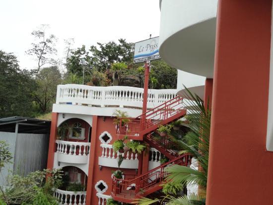 Hotel Le Priss: Vue de l'hotel