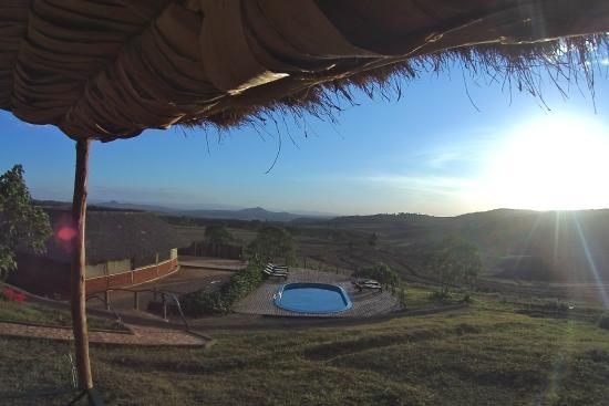 Karatu Simba Lodge: View