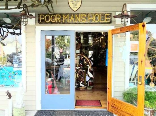 Poor Man's Hole