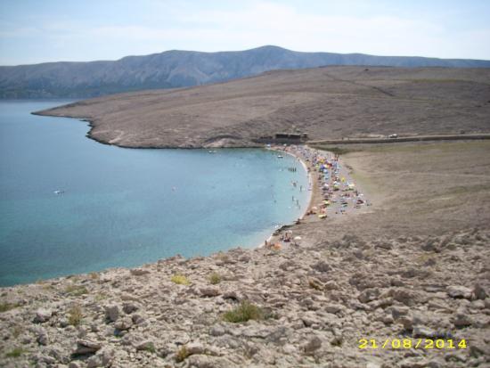 Rucica Beach Island Of Pag