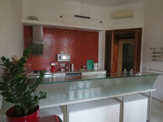Malostranska Residence: Küche